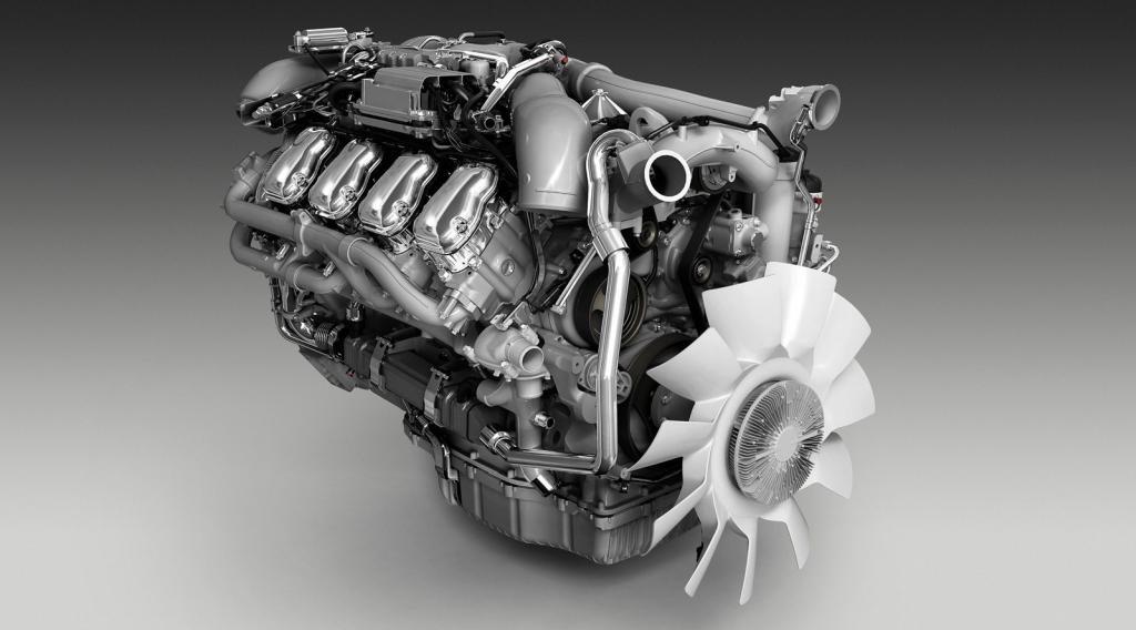 dizel-motor