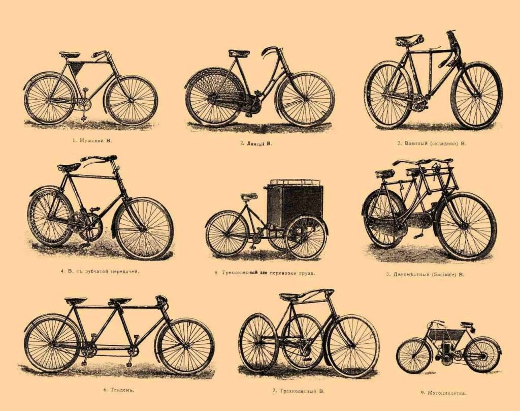 bisikleti kim icat etti