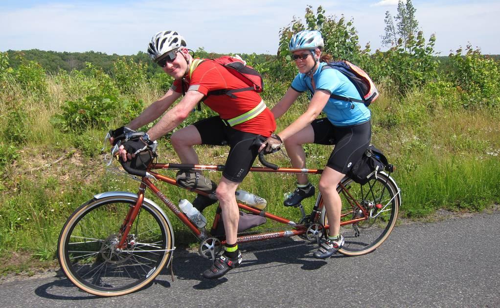 tandem bisiklet