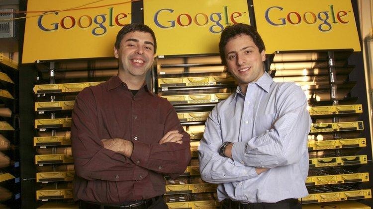 google-kurucuları