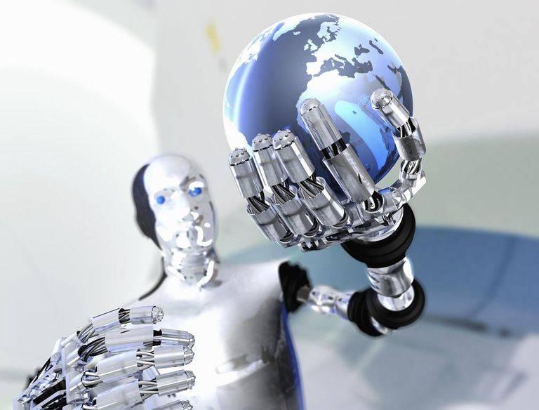 robotu kim buldu