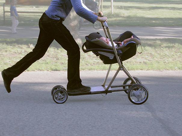 scooter-bebek-arabasi