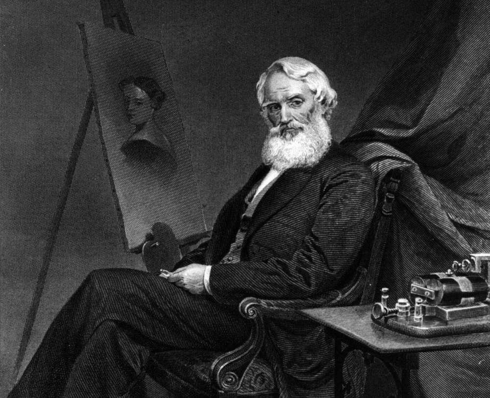 Samuel-F-B- Morse